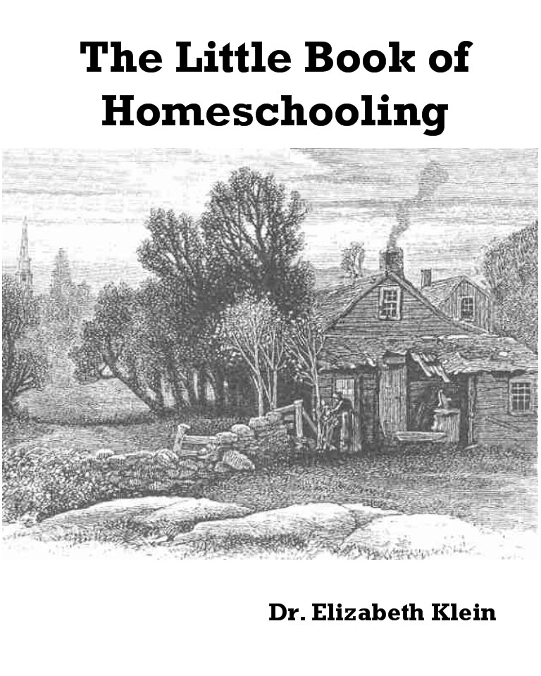 Little Book of Homeschooling Cover